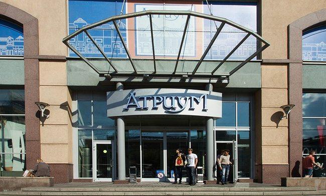 ТЦ Атриум на ст. м. Курская в Москве
